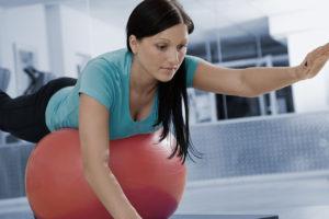 Beckenboden-Rehabilitation bei Frauenleiden